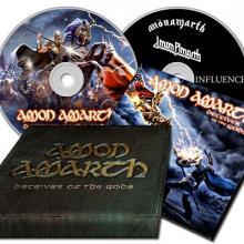 AMON AMARTH - DECEIVER OF THE GODS (LTD SPECIAL EDITION BOX INCL. BONUS CD) 2CD (NEW)