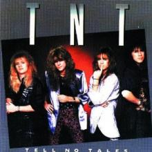 TNT - TELL NO TALES (JAPAN EDITION +OBI) CD