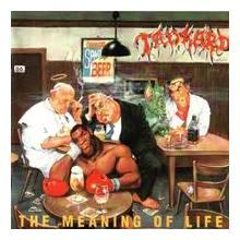 TANKARD - THE MEANING OF LIFE LP