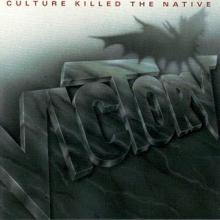 VICTORY - CULTURE KILLED THE NATIVE LP