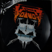 VOIVOD - THRASHING RAGE (LTD EDITION PICTURE DISC) LP