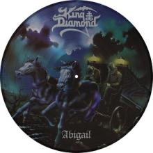 KING DIAMOND - ABIGAIL (LTD EDITION 2000 COPIES PICTURE DISC) LP (NEW)