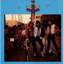 ANTIX - GET UP, GET HAPPY E.P. (U.S.A EDITION) LP