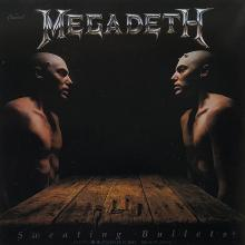 MEGADETH - SKIN O' MY TEETH & SWEATING BULLETS (JAPAN EDITION) CD'S