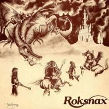 V/A - ROKSNAX (LTD EDITION 250 COPIES BLACK VINYL) LP (NEW)