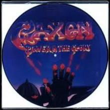 SAXON - POWER & THE GLORY (FIRST EDITION PICTURE DISC) LP