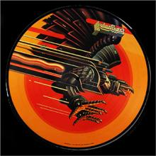 JUDAS PRIEST - SCREAMING FOR VENGEANCE - ENGLAND '83 (LTD EDITION 150 COPIES PICTURE DISC) LP