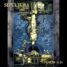 SEPULTURA - CHAOS A.D. (JAPAN EDITION, +OBI, SEALED COPY) CD (NEW)