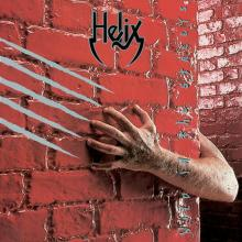 HELIX - WILD IN THE STREETS LP
