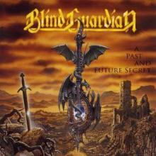 BLIND GUARDIAN - A PAST AND FUTURE SECRET (JAPAN EDITION+OBI-4TRACKS) CD'S