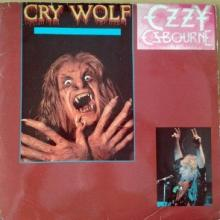 OZZY OSBOURNE - CRY WOLF (LTD EDITION DOUBLE VINYL) 2LP