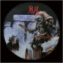 RIVAL - SAME E.P (LTD EDITION 250 COPIES PICTURE DISC) 12