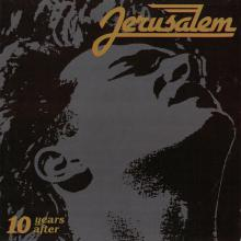 JERUSALEM - 10 YEARS AFTER 2LP