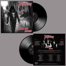 TANTRUM - TRENTON CITY MURDERS (LTD EDITION 200 COPIES BLACK VINYL) LP (NEW)