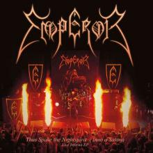 EMPEROR - THUS SPAKE THE NIGHTSPIRIT/INNO A SATANA - LIVE INFERNO E.P. 7