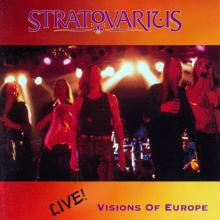 STRATOVARIUS - VISIONS OF EUROPE - LIVE 2CD (NEW)