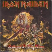 IRON MAIDEN - HALLOWED BE THY NAME CD'S