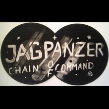 JAG PANZER - CHAIN OF COMMAND (LTD EDITION 500 COPIES DOUBLE PICTURE DISC) 2LP