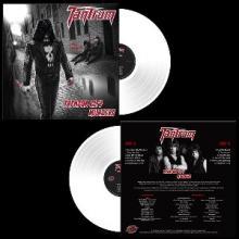 TANTRUM - TRENTON CITY MURDERS (LTD EDITION 100 COPIES TRANSPARENT WHITE VINYL) LP (NEW)