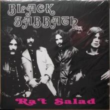 BLACK SABBATH - RAT SALAD LP