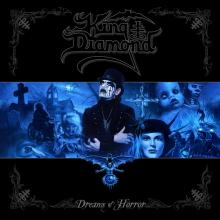 KING DIAMOND - DREAMS OF HORROR - BEST OF (LTD EDITION DIGI PACK, REMASTERED) 2CD (NEW)