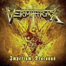VERMITHRAX - IMPERIUM DRACONIS (LTD HAND-NUMBERED 666 COPIES, DIGIPAK) CD (NEW)