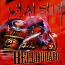 WASP - HELLDORADO (SPECIAL LTD EDITION 180GR COLOURED VINYL) LP (NEW)