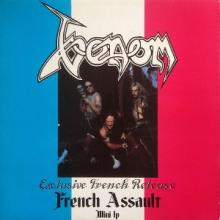VENOM - FRENCH ASSAULT (SPLATTER VINYL) MLP (NEW)
