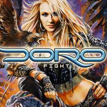 DORO - FIGHT CD (NEW)