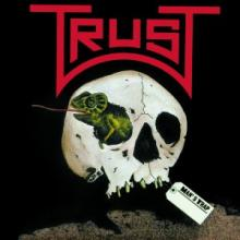 TRUST - MAN'S TRAP (JAPAN EDITION +OBI) LP