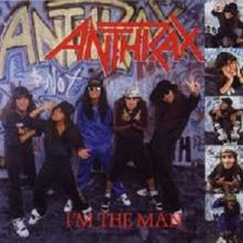 ANTHRAX - I'M THE MAN E.P. LP