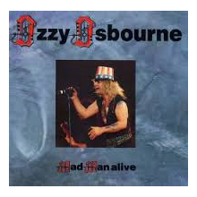 OZZY OSBOURNE - MADMAN ALIVE LP