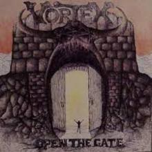 VORTEX - OPEN THE GATE LP