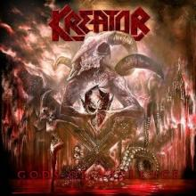 KREATOR - GODS OF VIOLENCE (180GR BLACK VINYL, GATEFOLD) 2LP (NEW)