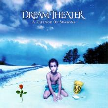 DREAM THEATER - A CHANGE OF SEASONS CD