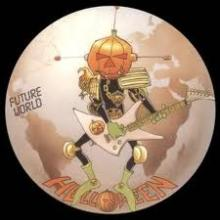HELLOWEEN - FUTURE WORLD (PICTURE DISC JAPAN EDITION +STICKER OBI) 12
