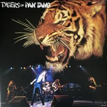 TYGERS OF PAN TANG - SAME (JAPAN EDITION) LP