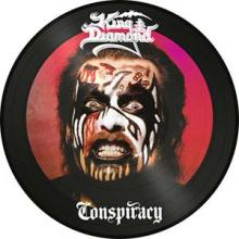 KING DIAMOND - CONSPIRACY (LTD EDITION 2000 COPIES PICTURE DISC) LP (NEW)