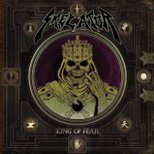 SKELATOR - KING OF FEAR CD (NEW)