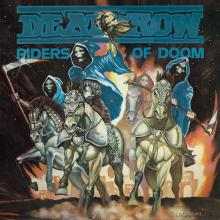 DEATHROW - RIDERS OF DOOM (FIRST EDITION) LP