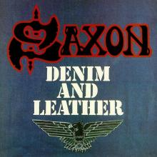 SAXON - DENIM & LEATHER (EXPANDED EDITION MEDIABOOK INCL. RARE BONUS TRACKS, ORIGINAL LYRICS, RARE PHOTOS & MEMORABILIA) CD (NEW)