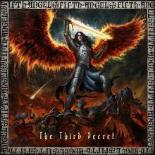 FIFTH ANGEL - THE THIRD SECRET (LTD 500 COPIES, RED/ORANGE SPLATTER, GATEFOLD) LP (NEW)