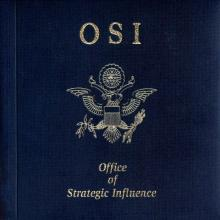 OSI - OFFICE OF STRATEGIC INFLUENCE (LTD EDITION DIGI BOOK +BONUS CD) 2CD (NEW)