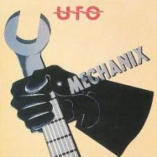 UFO - MECHANIX LP