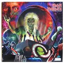 IRON MAIDEN - OUT OF THE SILENT PLANET (LIMITED EDITION NUMBERED PICTURE DISC) 12