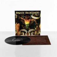 BRUCE DICKINSON - TYRANNY OF SOULS (180 GRAM. BLACK VINYL) LP (NEW)
