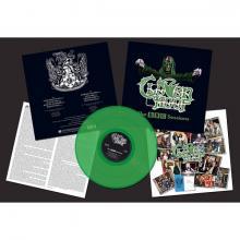 CLOVEN HOOF - THE BBC SESSIONS (LTD EDITION 200 COPIES TRANSPARENT GREEN VINYL) LP (NEW)