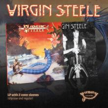 VIRGIN STEELE - SAME (2018 DELUXE EDITION 2-COVER SLEEVES VERSION) LP (NEW)