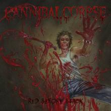 CANNIBAL CORPSE - RED BEFORE BLACK CD (NEW)