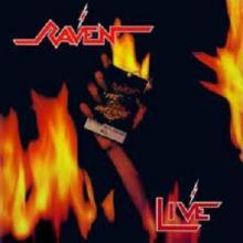 RAVEN - LIVE AT THE INFERNO (GATEFOLD) 2LP